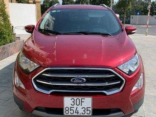 Bán ô tô Ford EcoSport sản xuất 2019 còn mới, 599tr