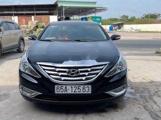 Cần bán lại xe Hyundai Sonata sản xuất 2010, màu đen, nhập khẩu, giá chỉ 445 triệu