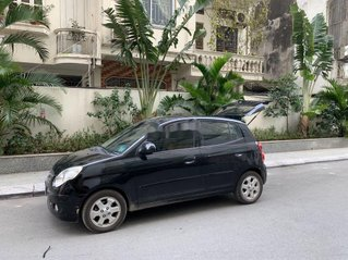 Bán xe Kia Picanto năm sản xuất 2008, màu đen, nhập khẩu