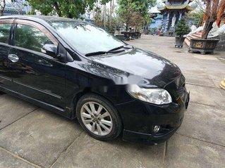 Cần bán gấp Toyota Corolla Altis năm sản xuất 2009, màu đen, nhập khẩu còn mới, giá tốt