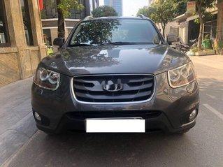 Bán Hyundai Santa Fe 2009, màu xám