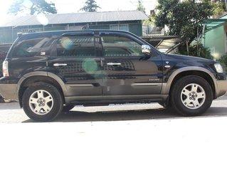 Cần bán lại xe Ford Escape đời 2004, màu đen