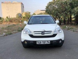 Cần bán xe Honda CR V năm sản xuất 2009, xe giá thấp, động cơ ổn định