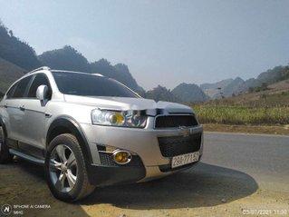 Cần bán gấp Chevrolet Captiva 2013, màu bạc, giá 430tr