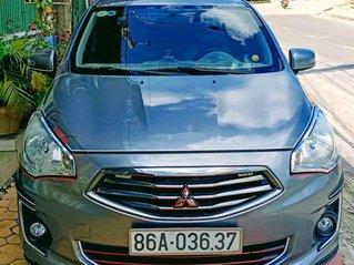 Xe Mitsubishi Attrage đời 2015, màu xám, xe nhập chính chủ, 280tr