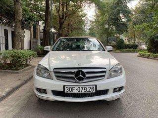 Cần bán Mercedes C200 sản xuất năm 2008, nhập khẩu nguyên chiếc, giá tốt