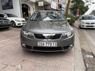 Bán xe Kia Forte sản xuất năm 2011, màu xám chính chủ, giá 389tr