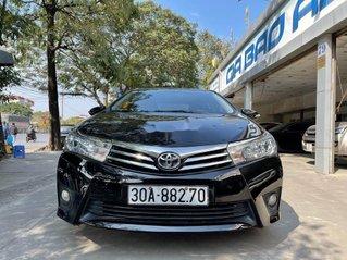 Bán xe Toyota Corolla Altis năm 2015, xe một đời chủ giá ưu đãi