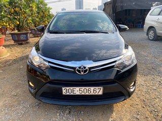 Cần bán lại xe Toyota Vios năm sản xuất 2014 còn mới giá cạnh tranh