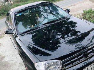 Cần bán xe Kia Spectra năm 2005, màu đen, nhập khẩu