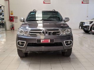 Bán Toyota Fortuner 2.7AT sản xuất năm 2010, 495 triệu