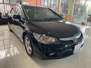 Cần bán Honda Civic sản xuất 2007, màu đen