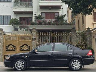 Cần bán lại xe Ford Mondeo sản xuất 2006, màu đen
