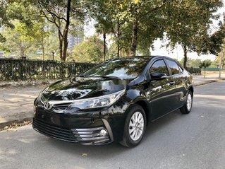 Bán ô tô Toyota Corolla Altis năm 2018, màu đen
