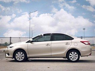 Bán Toyota Vios năm sản xuất 2017 còn mới