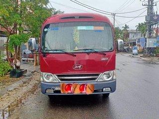 Cần bán xe Hyundai County sản xuất 2013, màu đỏ