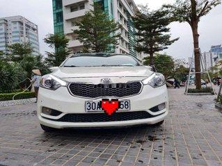 Cần bán Kia K3 đời 2013, màu trắng, xe chính chủ