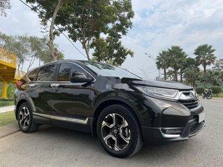 Bán Honda CR V sản xuất 2018, màu đen, nhập khẩu nguyên chiếc