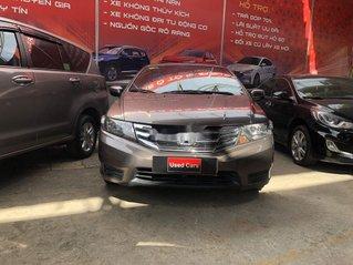 Cần bán xe Honda City sản xuất 2014 còn mới, giá 348tr