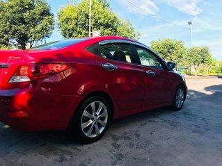 Cần bán xe Hyundai Accent đời 2011, màu đỏ, nhập khẩu
