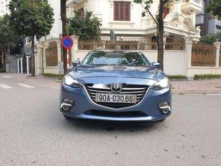 Xe Mazda 3 năm sản xuất 2015, giá tốt, xe một đời chủ