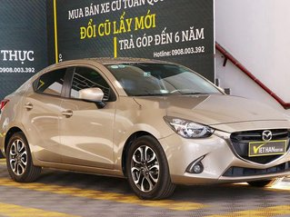 Cần bán gấp Mazda 2 đời 2016, màu vàng, 426tr