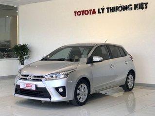 Cần bán xe Toyota Yaris đời 2016, màu bạc, xe nhập, giá 498tr