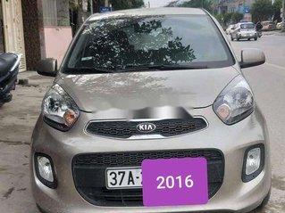 Bán Kia Morning đời 2016, màu xám chính chủ, giá tốt