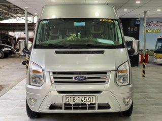 Cần bán xe Ford Transit sản xuất năm 2014, màu bạc
