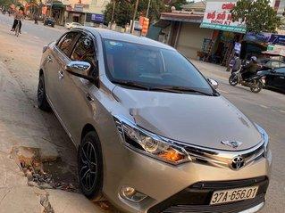 Cần bán gấp Toyota Vios G năm 2014, xe chính chủ giá thấp