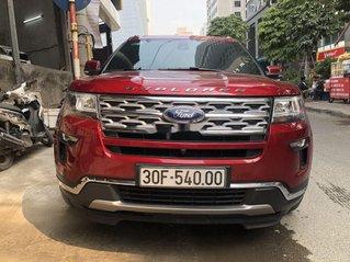 Bán ô tô Ford Explorer Limited 2.3L năm 2019, nhập khẩu