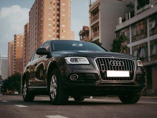 [ Hot ] Audi Q5 sản xuất 2013 màu ghi sang trọng, liên hệ để có giá tốt nhất