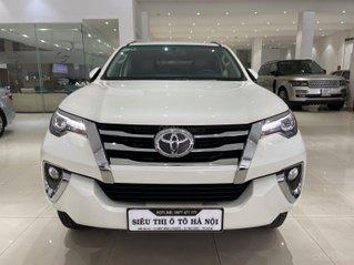 Bán xe Toyota Fortuner 2.7V siêu lướt 10.000km, biển số SG, xe đẹp như mới