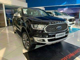 Ford Everest Titanium Bi-Turbo 4x4 2021– giảm giá khủng, siêu ưu đãi