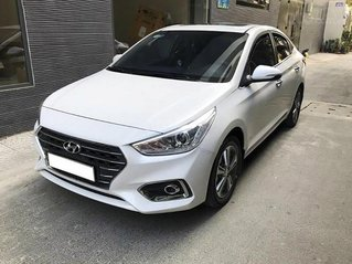Cần bán lại xe Hyundai Accent năm sản xuất 2019, màu trắng