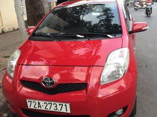 Bán gấp Toyota Yaris máy 1.5 sản xuất 2011, màu đỏ, nhập khẩu Thái Lan nguyên chiếc siêu đẹp