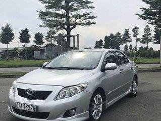 Bán ô tô Toyota Corolla Altis năm sản xuất 2010, màu bạc, giá tốt