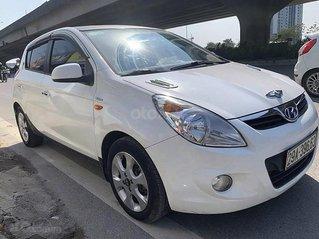 Bán Hyundai i20 sản xuất 2011, màu trắng, nhập khẩu giá cạnh tranh