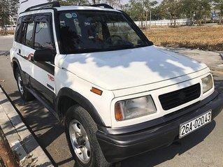 Bán ô tô Suzuki Vitara JLX sản xuất năm 2005, màu trắng