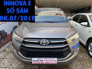 Bán Toyota Innova E số sàn ĐK 07/2019