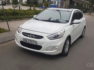 Cần bán lại xe Hyundai Accent năm 2014, màu trắng, nhập khẩu còn mới
