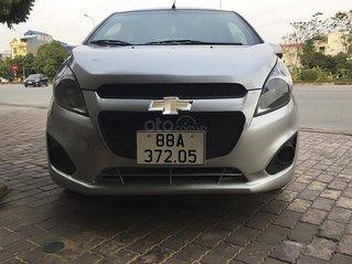 Bán Chevrolet Spark năm 2016, màu bạc còn mới
