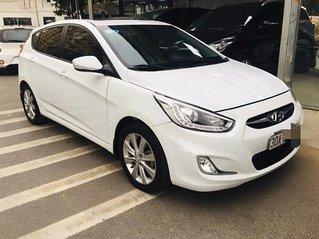 Bán Hyundai Accent sản xuất năm 2014, màu trắng, nhập khẩu còn mới, giá 415tr