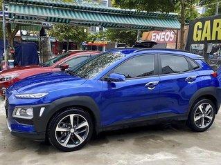 Cần bán Hyundai Kona sản xuất 2018, màu xanh lam còn mới