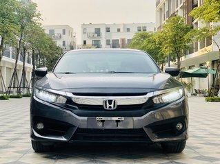 Hàng siêu hot mới về Honda Civic 1.5 Tubor sản xuất năm 2017 màu ghi ánh thép, biển thành phố 1 chủ từ đầu