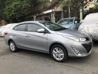 Bán xe Toyota Vios tự động cuối 2019, màu bạc, 505 triệu