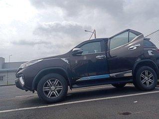 Cần bán lại xe Toyota Fortuner sản xuất năm 2017, nhập khẩu nguyên chiếc