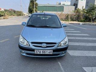 Bán ô tô Hyundai Getz năm sản xuất 2007, xe nhập