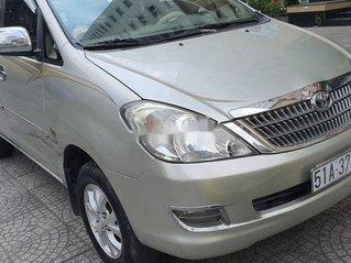 Cần bán Toyota Innova sản xuất 2005, giá thấp, động cơ ổn định
