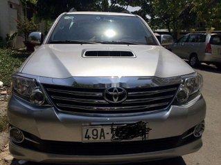 Bán Toyota Fortuner sản xuất 2016, giá thấp, động cơ ổn định